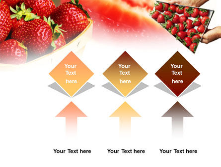 Strawberry Farming PowerPoint Template Slide 5