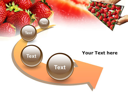 Strawberry Farming PowerPoint Template Slide 6