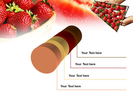 Strawberry Farming PowerPoint Template Slide 7