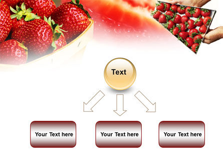 Strawberry Farming PowerPoint Template Slide 8