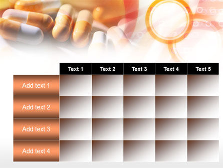 Drug Prescription PowerPoint Template Slide 15