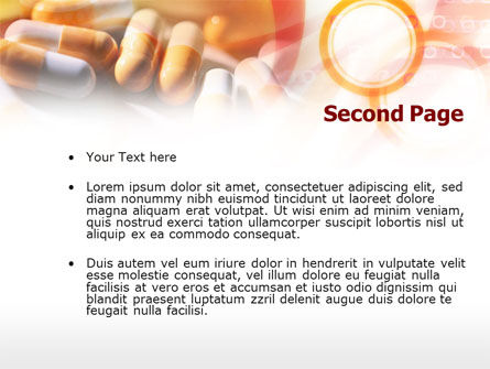 Drug Prescription PowerPoint Template Slide 2