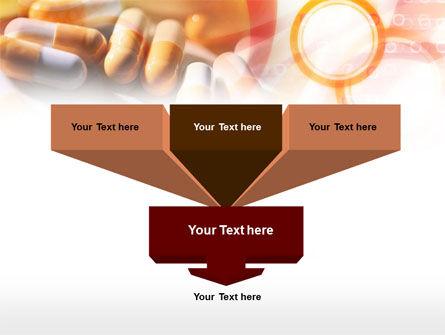 Drug Prescription PowerPoint Template, Slide 3, 00915, Medical — PoweredTemplate.com