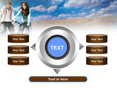 Road Bikes PowerPoint Template#12