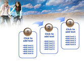 Road Bikes PowerPoint Template#14