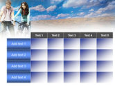 Road Bikes PowerPoint Template#15