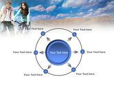 Road Bikes PowerPoint Template#7
