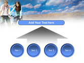 Road Bikes PowerPoint Template#8