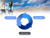 Road Bikes PowerPoint Template#9