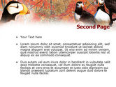 Ornithology PowerPoint Template#2