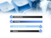 Internet Business PowerPoint Template#3