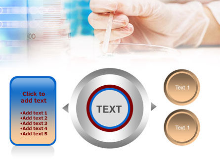 Bacterial Analysis PowerPoint Template Slide 12