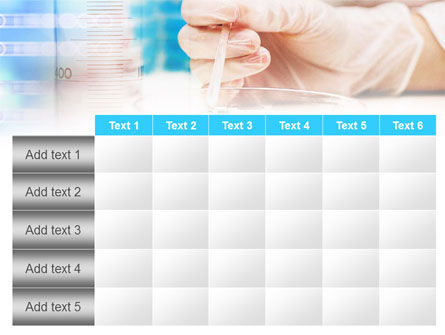 Bacterial Analysis PowerPoint Template Slide 15