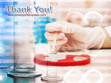 Bacterial Analysis PowerPoint Template Slide 20