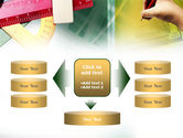 Rulers PowerPoint Template#13
