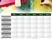 Rulers PowerPoint Template#15