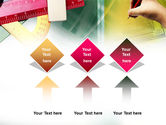 Rulers PowerPoint Template#5