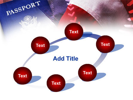 American Passport PowerPoint Template Slide 14