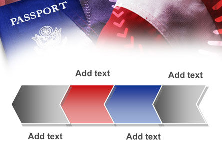 American Passport PowerPoint Template Slide 16