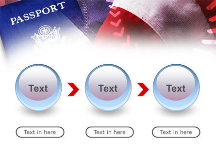 American Passport PowerPoint Template Slide 5