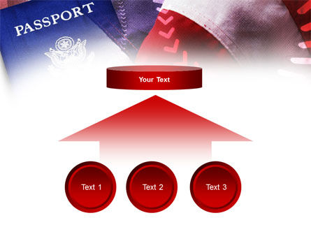 American Passport PowerPoint Template Slide 8