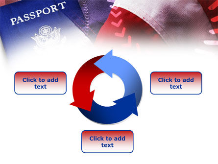 American Passport PowerPoint Template Slide 9