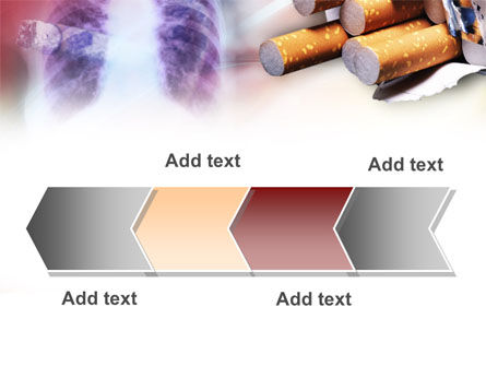 Smoking PowerPoint Template Slide 16