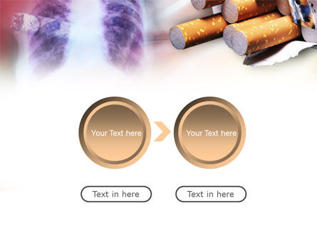 Smoking PowerPoint Template Slide 5