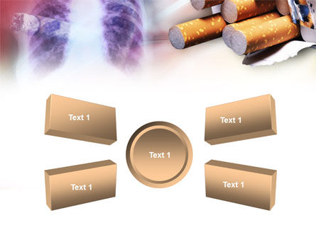 Smoking PowerPoint Template Slide 6