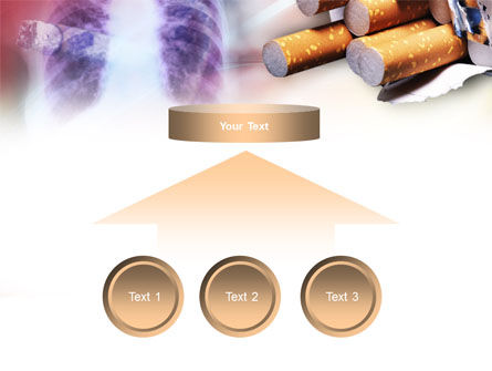 Smoking PowerPoint Template Slide 8