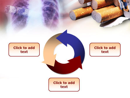 Smoking PowerPoint Template Slide 9