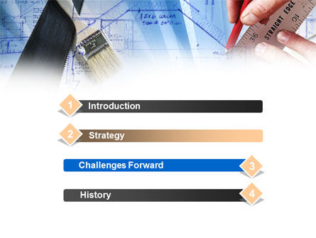 Construction Project Process PowerPoint Template Slide 3