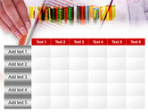 Development Of New Medicines Free PowerPoint Template#15