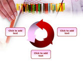 Development Of New Medicines Free PowerPoint Template#9