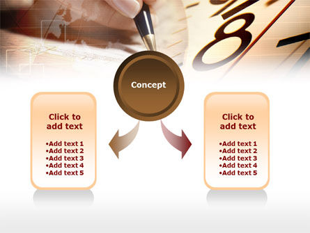 Business Time Planning PowerPoint Template Slide 4
