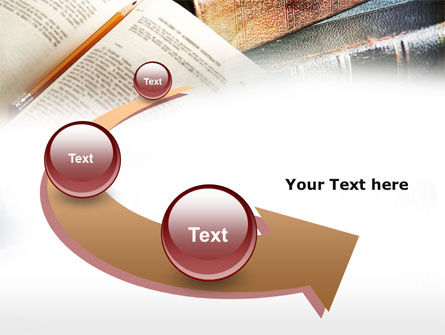 Book Reading PowerPoint Template Slide 6