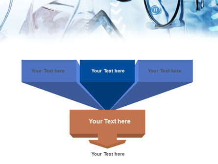 Medical Examination PowerPoint Template, Slide 3, 00954, Medical — PoweredTemplate.com