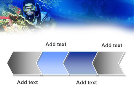 Underwater Diving PowerPoint Template Slide 16