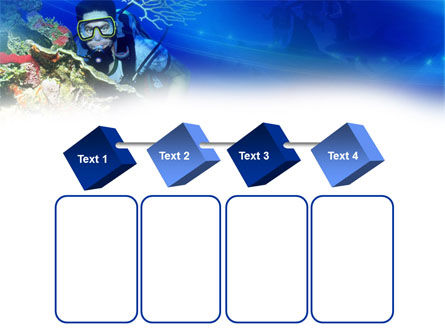 Underwater Diving PowerPoint Template Slide 18