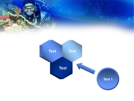 Underwater Diving PowerPoint Template Slide 19