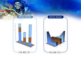 Underwater Diving PowerPoint Template#13