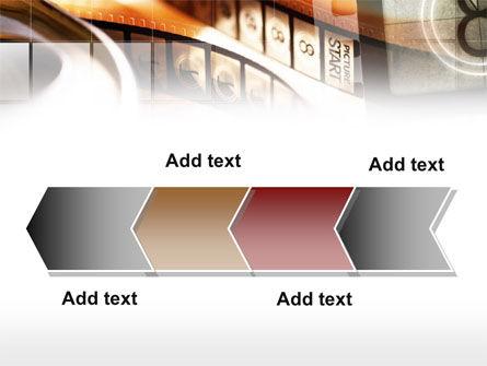Movie Reel PowerPoint Template Slide 16