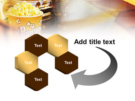 Popcorn PowerPoint Template Slide 11
