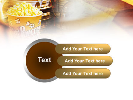 Popcorn PowerPoint Template Slide 12
