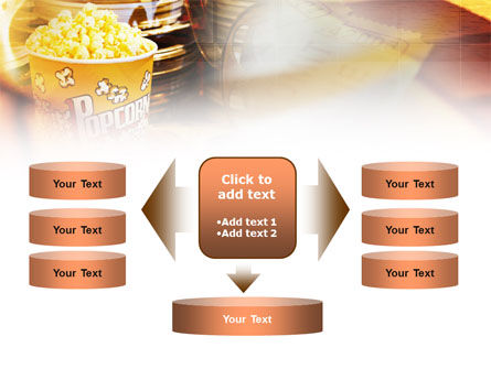 Popcorn PowerPoint Template Slide 13