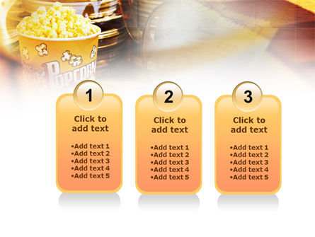 Popcorn PowerPoint Template Slide 16