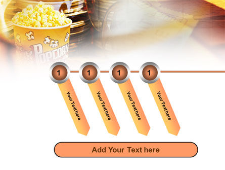 Popcorn PowerPoint Template Slide 18