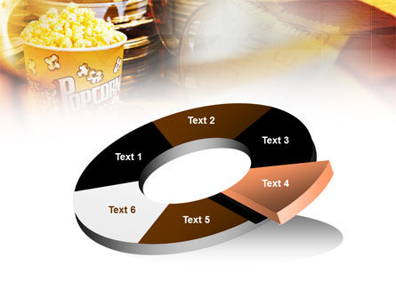Popcorn PowerPoint Template Slide 19