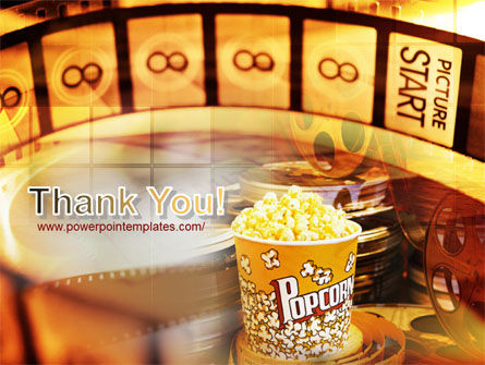 Popcorn PowerPoint Template Slide 20