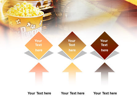Popcorn PowerPoint Template Slide 5